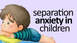 seperation anxiety